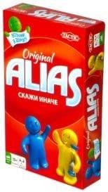 Компактная игра: ALIAS (Скажи иначе - 2)