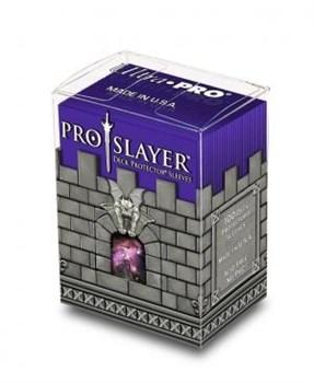 """Коробочка с протекторами """"Ultra-Pro"""" PRO-SLAYER (100 шт., пластиковая): фиолетовые"""