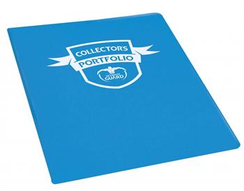 Ultimate Guard - Альбом на 80 карт (2х2) синий UGD010178 010178
