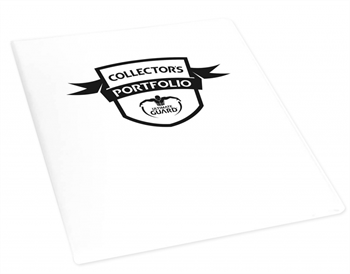 Ultimate Guard - Альбом на 80 карт (2х2) белый UGD010180 010180