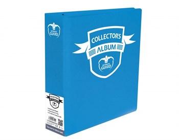 Ultimate Guard - Папка для листов (3х3) синяя UGD010137 010137