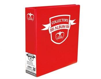 Ultimate Guard - Папка для листов (3х3) красная UGD010139 010139