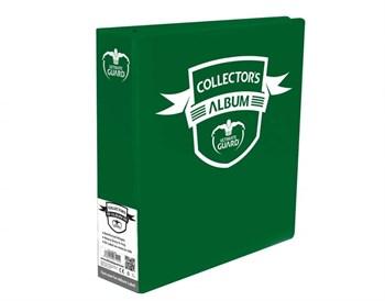 Ultimate Guard - Папка для листов (3х3) зеленая UGD010140 010140