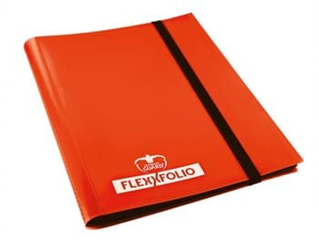 Ultimate Guard - Альбом гибкий на 360 карт оранжевый (3х3) UGD010175 010175
