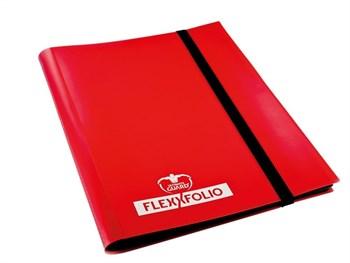 Ultimate Guard - Альбом гибкий на 360 карт красный (3х3) UGD010045 010045