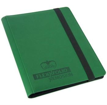 Ultimate Guard - Альбом премиум гибкий на 360 карт зеленый (3х3) UGD010206 010206