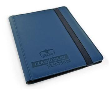 Ultimate Guard - Альбом премиум гибкий на 360 карт синий (3х3) UGD010205 010205