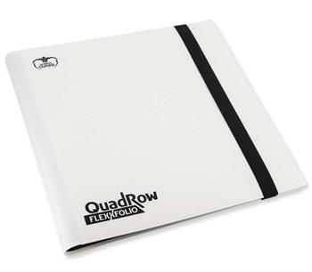 "Ultimate Guard - Альбом ""Квадро""  на 480 карт белый (4х3) UGD010346 010346"