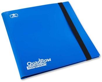 "Ultimate Guard - Альбом ""Квадро""  на 480 карт синий (4х3) UGD010349 010349"
