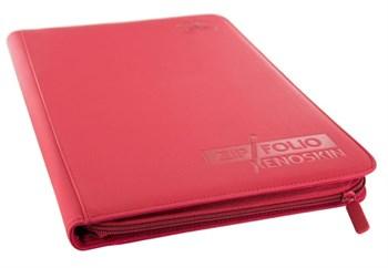 Ultimate Guard - Альбом на молнии гибкий на 360 карт красный (3х3) UGD010210 010210