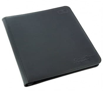 "Ultimate Guard - Альбом ""Квадро"" на молнии на 480 карт черный (4х3) UGD010342 010342"