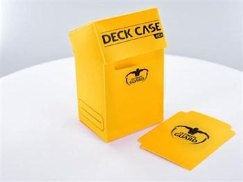 Ultimate Guard - Коробочка 80+ желтая UGD010260 010260