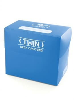 Ultimate Guard - Коробочка 160+ для двух колод ярко-синяя UGD010275 010275