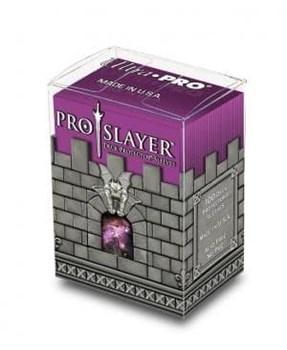 """Коробочка с протекторами """"Ultra-Pro"""" PRO-SLAYER (100 шт., пластиковая): розовые 84257"""