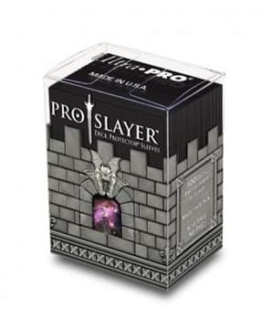 "Коробочка с протекторами ""Ultra-Pro"" PRO-SLAYER (100 шт., пластиковая): черные 84258"