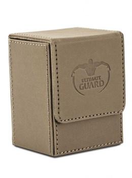 Ultimate Guard - Коробочка кожаная песочная премиум UGD010338 010338