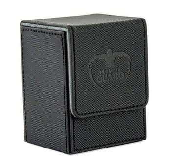Ultimate Guard - Коробочка кожаная черная премиум UGD010215 010215