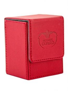 Ultimate Guard - Коробочка кожаная красная премиум UGD010217 010217