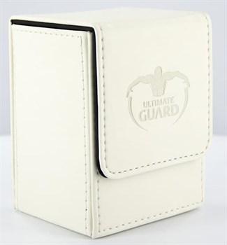 Ultimate Guard - Коробочка кожаная белая UGD010149 010149