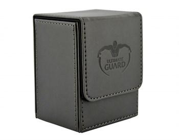 Ultimate Guard - Коробочка кожаная черная UGD010146 010146