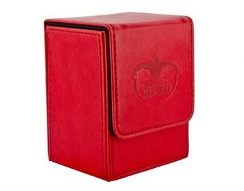 Ultimate Guard - Коробочка кожаная красная UGD010148 010148