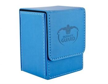Ultimate Guard - Коробочка кожаная синяя UGD010147 010147