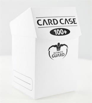 Ultimate Guard - Коробочка 100+ белая UGD010082 010082