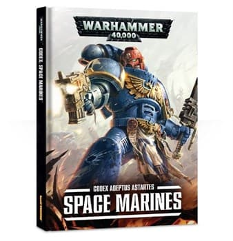 Codex: Space Marines (English)