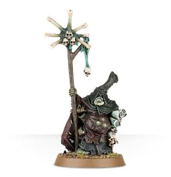 Nurgle Chaos Sorcerer