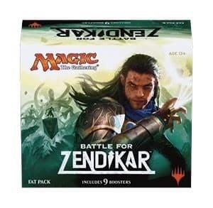 Battle for Zendikar: Подарочный набор (Английский)