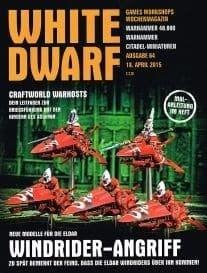 "Журнал ""Белый Дварф Еженедельный (англ.) (White Dwarf Weekly 64)"