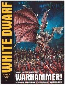 "Журнал ""Белый Дварф Еженедельный (англ.)(White Dwarf Weekly 74)"""