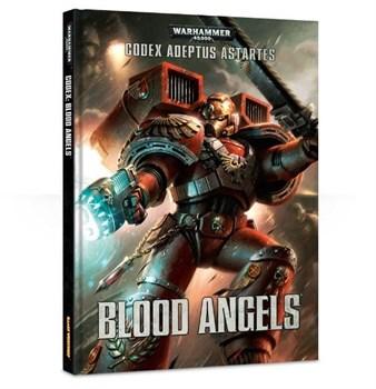 """Кодекс """"Кровавые ангелы (Blood Angels) (Английский 2014) 41-01-60"""