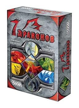 Настольная игра: 7 Драконов 1430