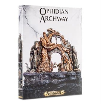Ophidian archway 64-07