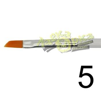 Кисть из синтетического волоса, ретушная № 5 J3635 3635