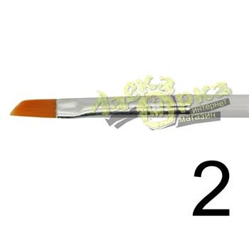 Кисть из синтетического волоса, ретушная № 2 J3632 3632