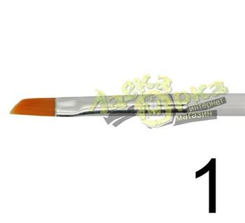 Кисть из синтетического волоса, ретушная № 1 J3631 3631