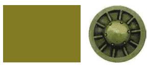 Тонирующая Жидкость  Зеленая Темная 76512