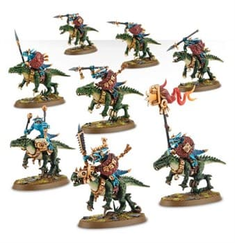 Seraphon Saurus Knights 88-11