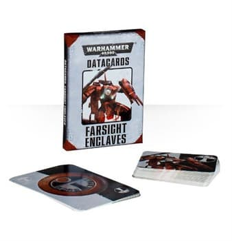 Datacards: Farsight Enclaves (English)