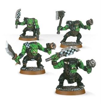 Ork Boyz (Push Fit)