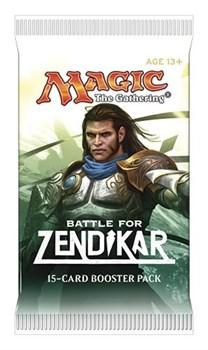 Бустер издания «Battle for Zendikar» на английском языке (eng)