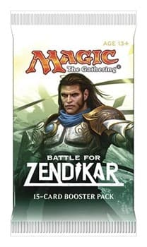 Битва за Зендикар (Battle for Zendikar): Бустер