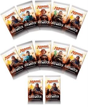 12 бустеров издания «Клятва Стражей» на русском языке (rus)