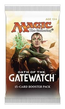 ks2 БУСТЕР OATH OF THE GATEWATCH (КЛЯТВА СТРАЖЕЙ, АНГЛ.) Wizards of the Coast