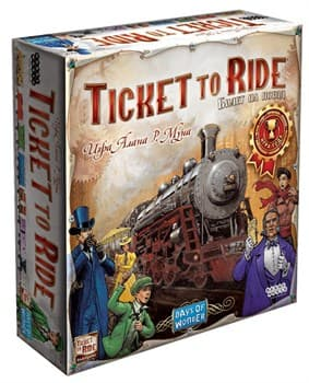 Ticket to Ride: Америка