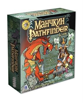 Настольная игра: Манчкин Pathfinder Делюкс, арт. 1497