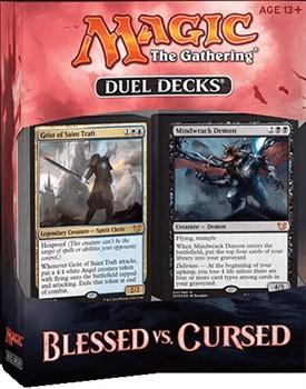 Дуэльный набор «Blessed vs Cursed» на английском языке (eng)