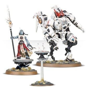 Tau Empire Coalition Command